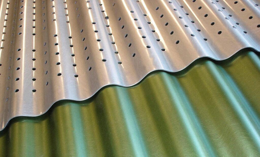 Corrugated Metal Roof-Mid-Florida Metal Roof Contractors of Jacksonville