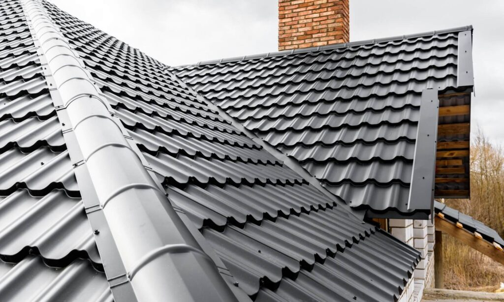 Metal Shingle Roof-Mid-Florida Metal Roof Contractors of Jacksonville