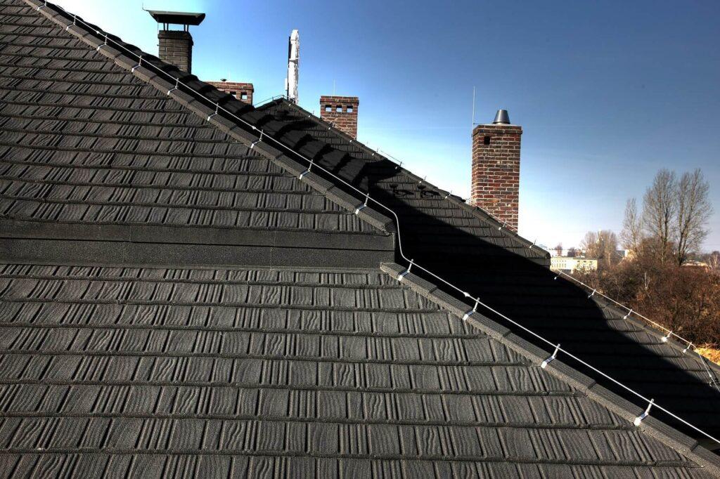 Metal Tile Roof-Mid-Florida Metal Roof Contractors of Jacksonville